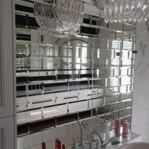 lustra fazowane składane