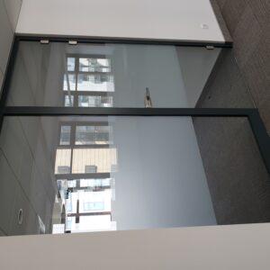 Ścianki szklane biurowe