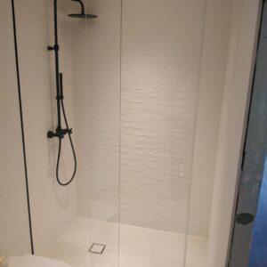 Drzwi do kabiny prysznicowej przesuwne