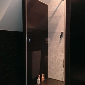 szklana kabina prysznicowa