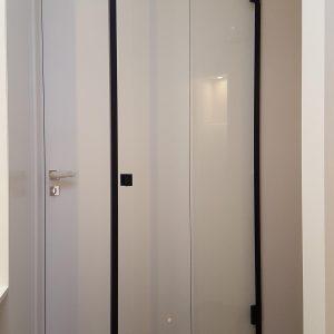 Szklane drzwi wewnętrzne Warszawa